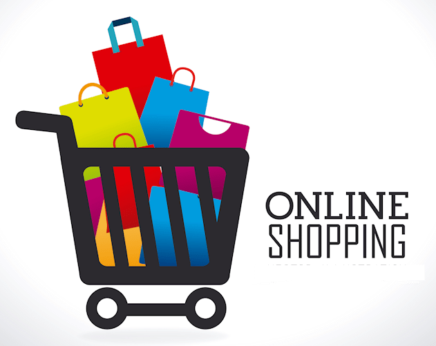 Online shopping cart logo png images for Online websites for shopping